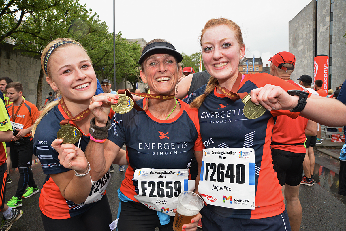 Halbmarathon Mainz
