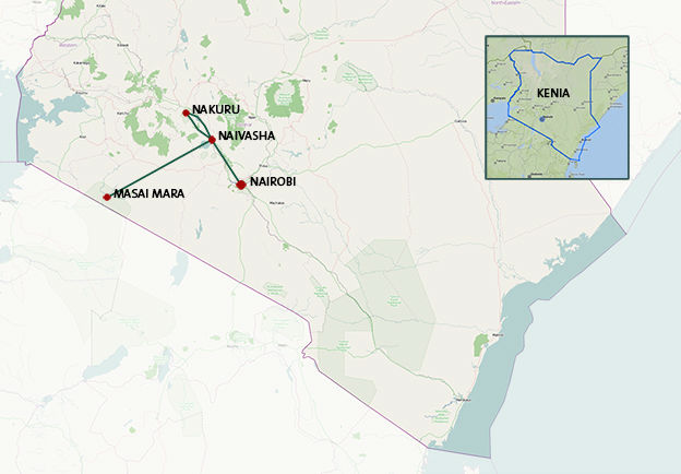 130619_Keniakarte_Route_3
