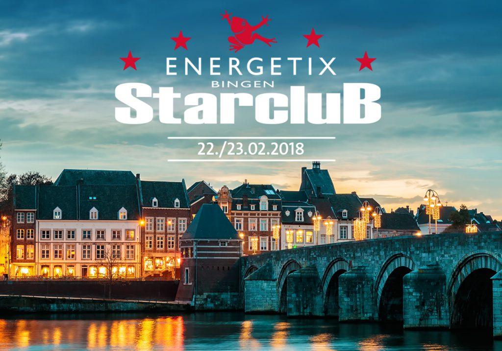 ENERGETIX STARCLUB Maastricht 2018