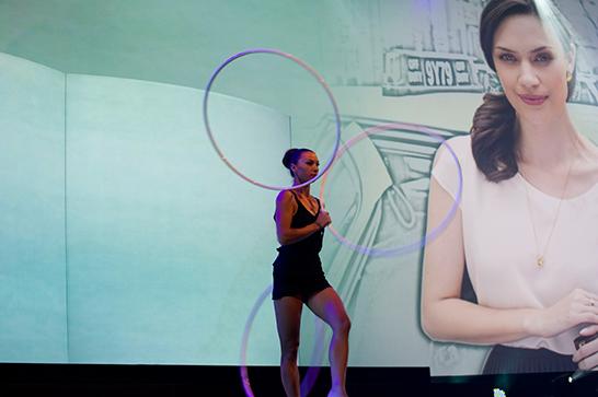 ENERGETIX Akrobatisches Unterhaltungsprgramm