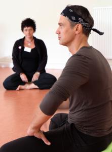 RalfBauer eröffnet Yogaschule