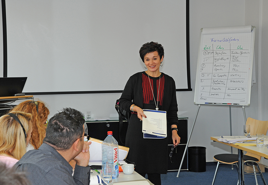 Train the Trainer Nov. 2013 Biba